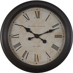 Global Glenmont Wall Clock