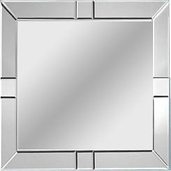 Nouveau Square Wall Mirror