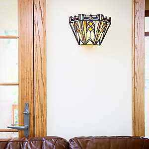 Adobe Cordless LED Wall Sconce
