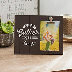 Gather Natural Charm Picture Frame