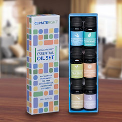 Essential Oil Gift Box Set, Set of 6