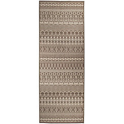 Espresso Cadiz 2-pc. Washable Runner