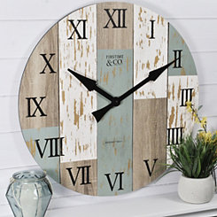 Timberworks Wall Clock