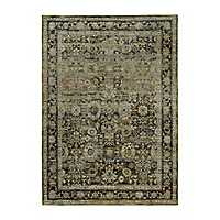 Green Andy Area Rug, 5x7