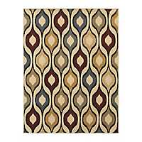 Diamond Nola Accent Rug, 2x3