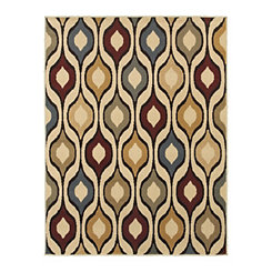 Diamond Nola Area Rug, 5x7