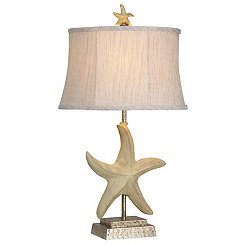 Florentine Starfish Table Lamp