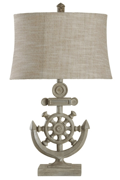 ... Nautical Anchor Table Lamp ...
