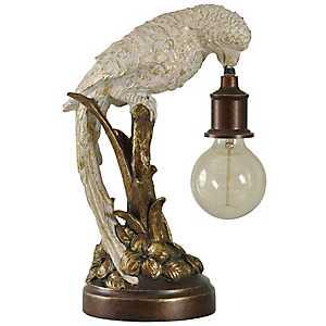 Parrot Edison Bulb Accent Lamp