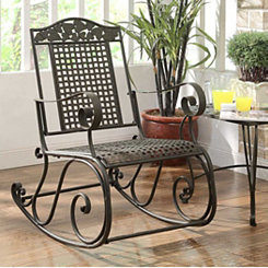 Ivy League Outdoor Rocking Chair