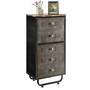 Locker 2-Door Cabinet