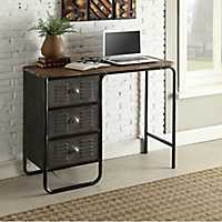 Locker 3-Drawer Desk