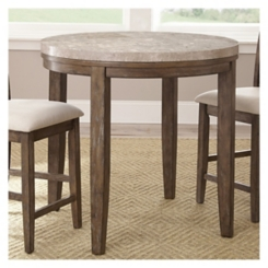 Aprilla Marble Top Dining Table
