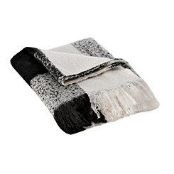Large Buffalo Check Throw Blanket