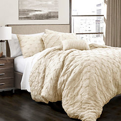 Ivory Ravello 5-pc. Full/Queen Comforter Set