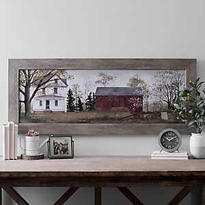 Spring Flowers for Sale Framed Art Print