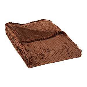 Chocolate Bubble Heavenly Throw Blanket