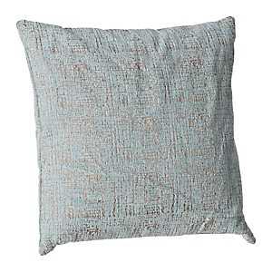 Aqua Jaxton Pillow