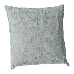Aqua Jaxton Pillow