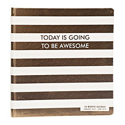 Today is Going to be Awesome Agenda