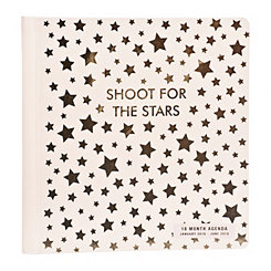 Shoot for the Stars Agenda