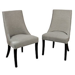 Sophia Wright Side Dining Chairs, Set of 2