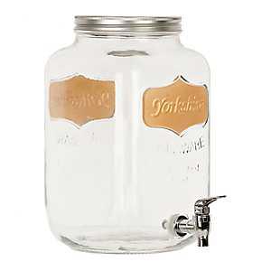 Gold Yorkshire Beverage Dispenser