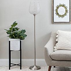 Crystal Beads Floor Lamp