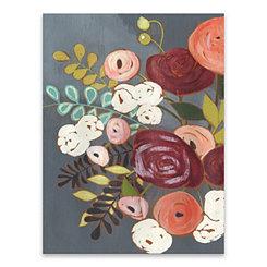 Wistful Bouquet Canvas Art Print