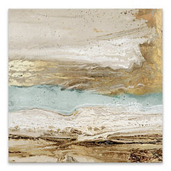 Playa Secreto Canvas Art Print