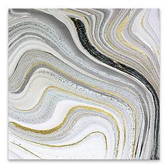 Chic Marble Canvas Art Print