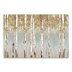 Evening Haze Canvas Art Print