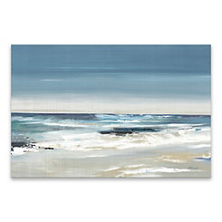 East Coast Canvas Art Print