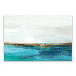 Pastoral Landscape Canvas Art Print