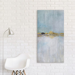 Calm Water Canvas Art Print