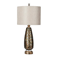 Mosaic Ambience Table Lamp