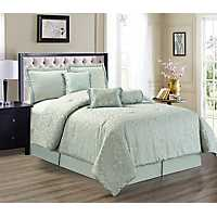Sage Crowley 7-pc. King Comforter Set