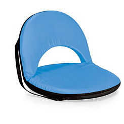 Sky Blue Oniva Portable Reclining Seat Cushion