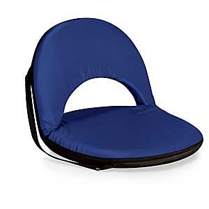 Navy Oniva Portable Reclining Seat Cushion