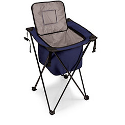 Navy Sidekick Portable Cooler with Legs
