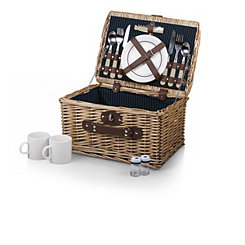Dahlia Catalina 14-pc. Picnic Basket