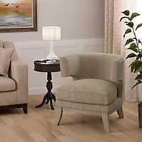 Harper Natural Accent Chair