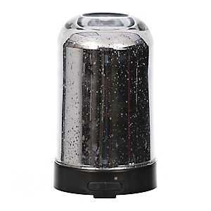 Mercury Glass Ultrasonic Essential Oil Diffuser