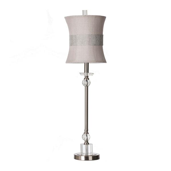Northbay Jeweled Shade Buffet Lamp