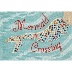 Mermaid Crossing Indoor/Outdoor Rug