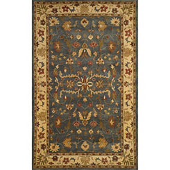 Rust Uttar Area Rug