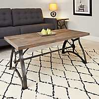 Jacob Industrial Coffee Table