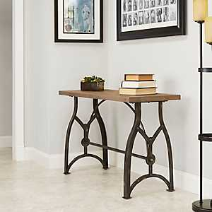 Jacob Industrial Console Table