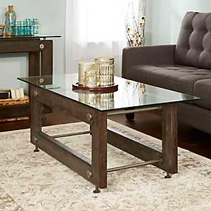 Ryan Industrial Coffee Table