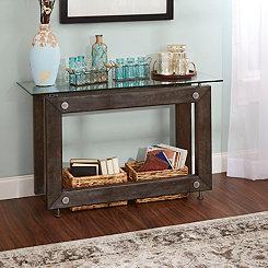 Ryan Industrial Console Table